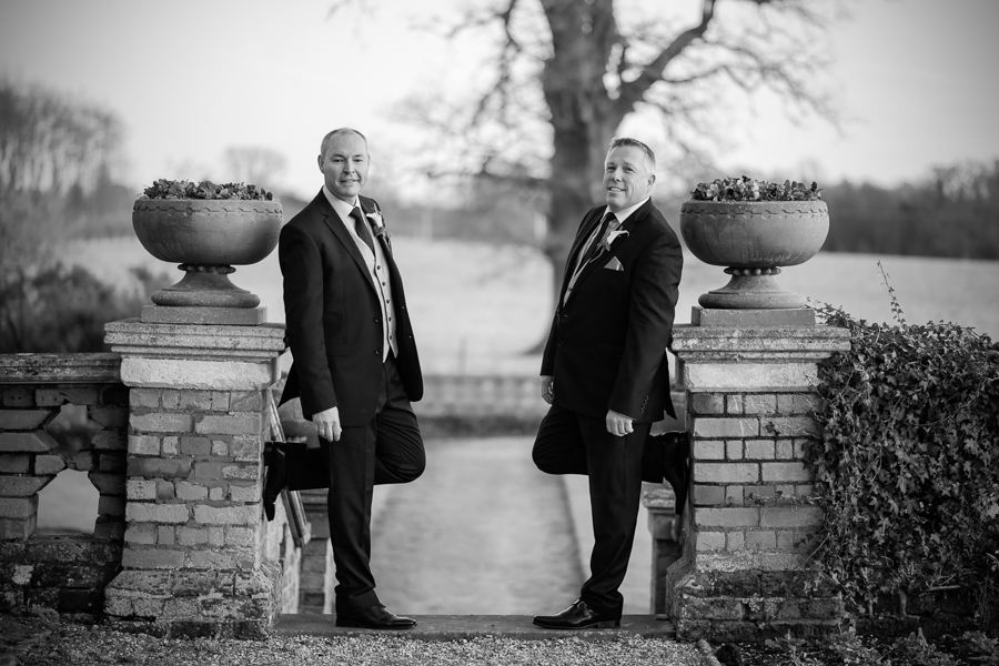 Civil partnership portraits