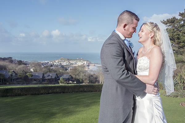 Tregenna Castle wedding