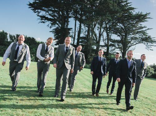 The Rosewarne Manor Wedding