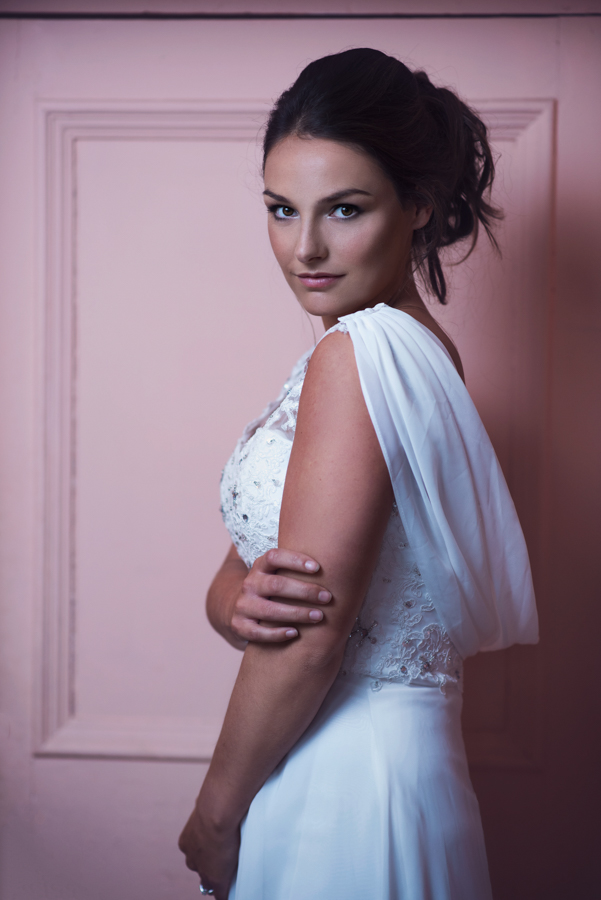 Editorial bride trereife house