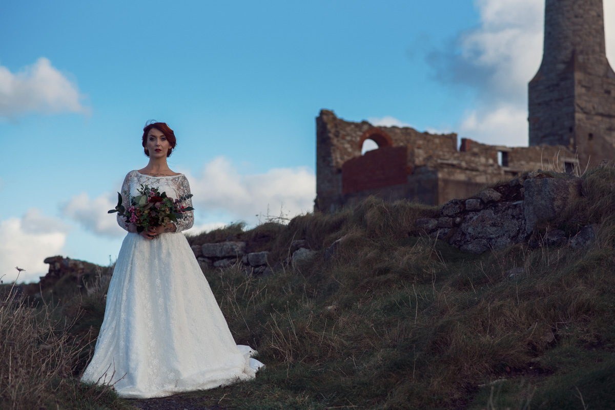Cornwall bride