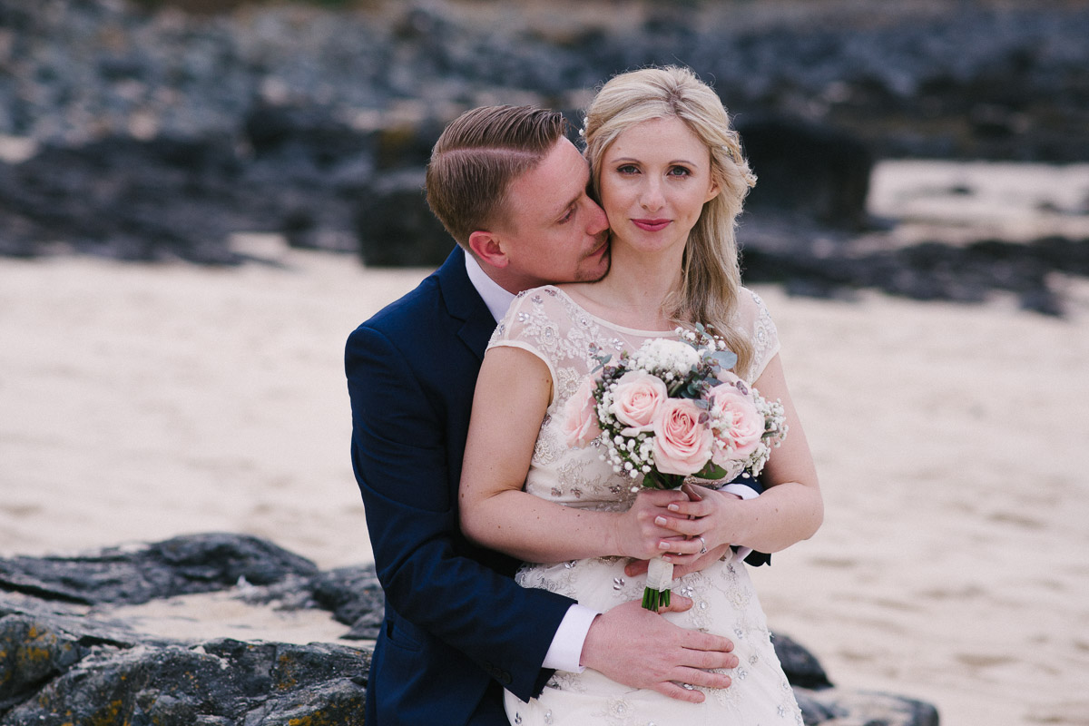 Porthmeor Beach wedding