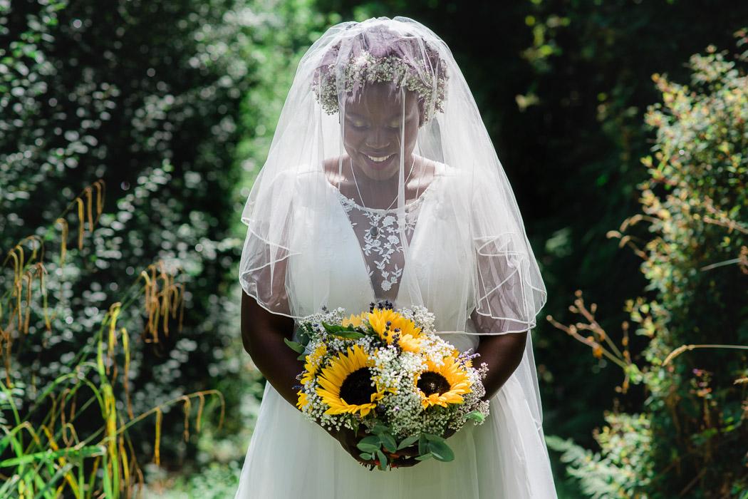 Lamorna Cove wedding