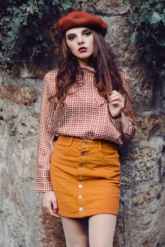 Autumnal fashion